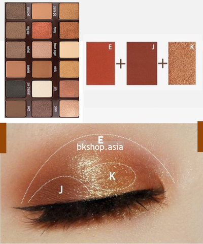 [Phấn Mắt 18 Ô] Chocolate Palete Sivanna Colors