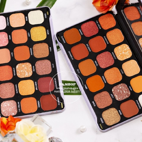 Phấn Mắt 18 Ô Sivanna The Obsession Shadow Palette HF2010