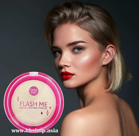 PHẤN BẮT SÁNG FLASH ME BAKED LIGHTING POWDER