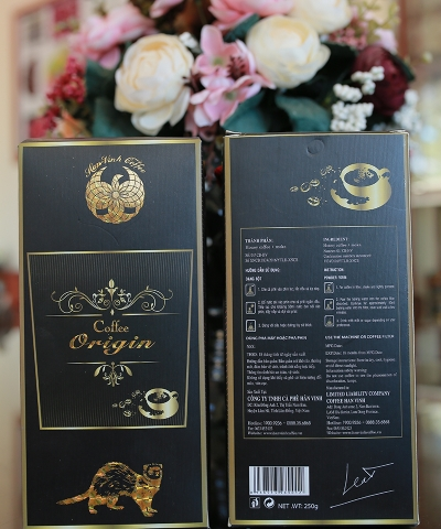 Hân Vinh Coffee Origin 250g