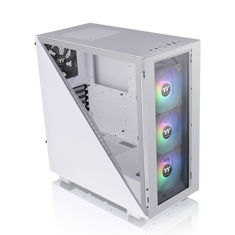 Case Thermaltake Divider 300 TG Mid Tower Chassis – Màu Trắng