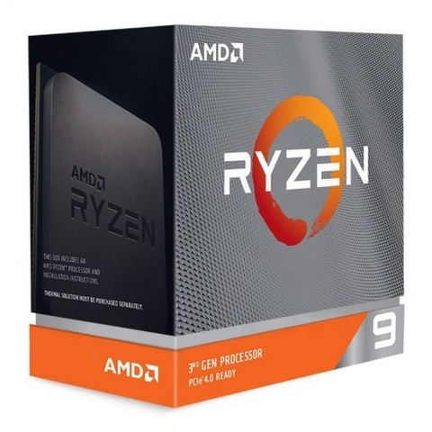CPU AMD Ryzen 9 3900XT (3.8 - 4.7Ghz / 12C | 24T / socket AM4)