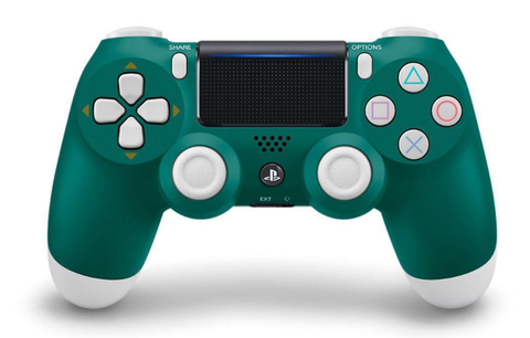 Tay chơi game Dualshock 4 (PS4) Alpine Green - (ZCT2NA)