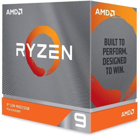AMD Ryzen 9 3950X 3.5GHz (4.7GHz Turbo) 16C/32T AM4