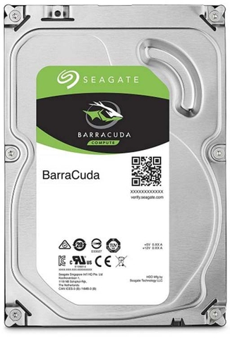 HDD Seagate BarraCuda 6TB