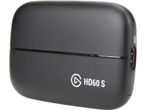 Thiết bị stream, capture Elgato Game Capture HD60 S