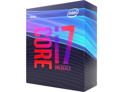 Intel I7 9700 3.0GHz (4.7GHz Turbo) 8C/8T 1151
