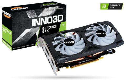 VGA INNO3D GEFORCE GTX 1660 SUPER TWIN X2