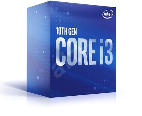 Intel Core i3-10300 (8M Cache, 3.70 GHz up to 4.40 GHz, 4C/8T, Socket 1200)