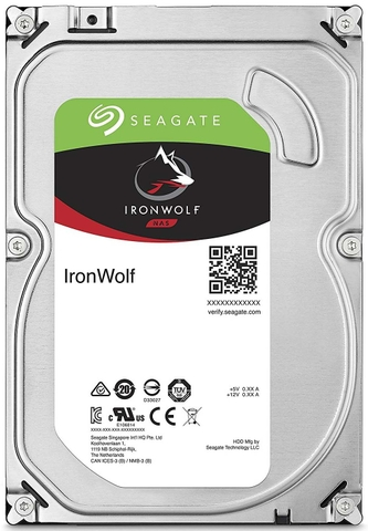 HDD Seagate IronWolf 10TB
