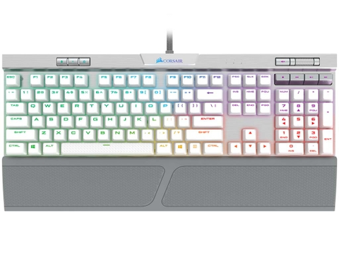 Bàn Phím Cơ Corsair K70 RGB MK.2 SE Mechanical Gaming Keyboard - CHERRY® MX Speed