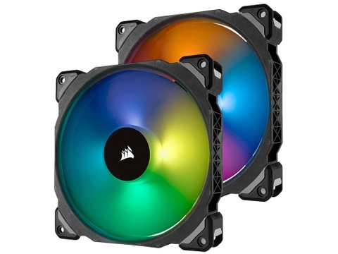 Fan CORSAIR ML140 PRO RGB - 2 Fan