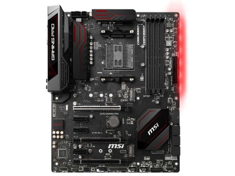 MSI X470 Gaming Pro AM4 AMD X470
