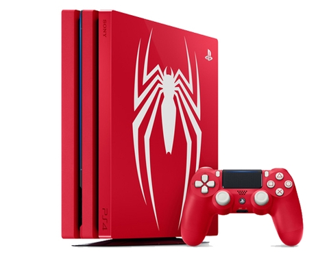 Playstation 4 Pro 1TB Spider Man Limited Edition