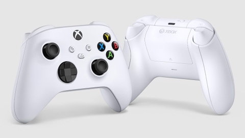 Tay Cầm Microsoft Xbox Wireless Controller New Series – Robot White