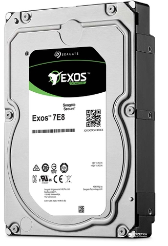 Seagate Enterprise 4TB 3.5