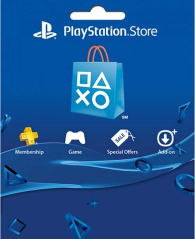 PSN Code 25 GBP (United Kingdom)