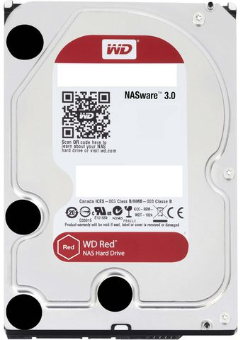 HDD WD Red 4TB