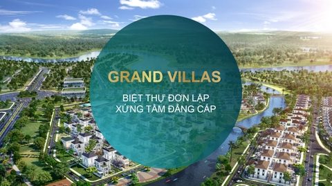 AQUA CITY: THE GRAND VILLA