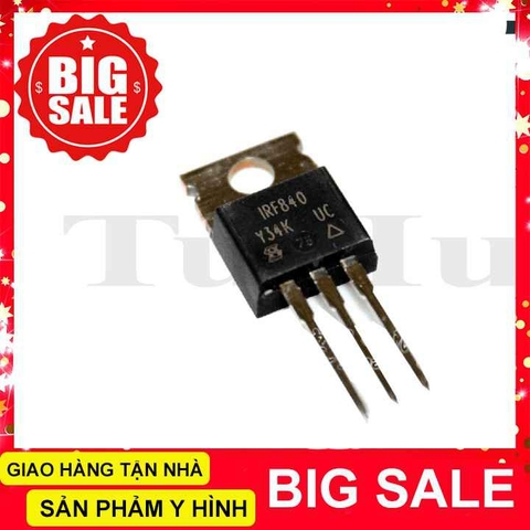 IRF840PBF TO-220 MOSFET