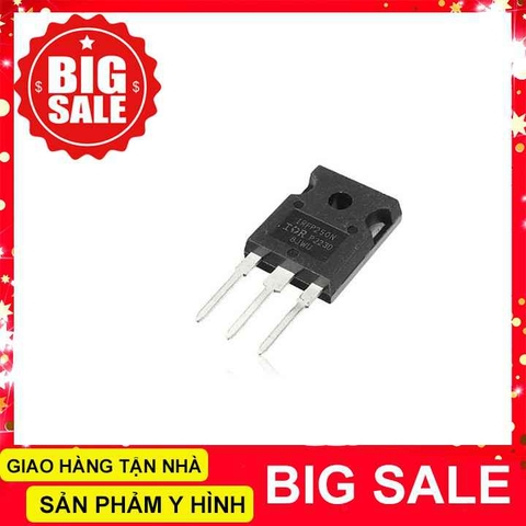 IRFP250 TO247 MOSFET N-CH 30A 200V