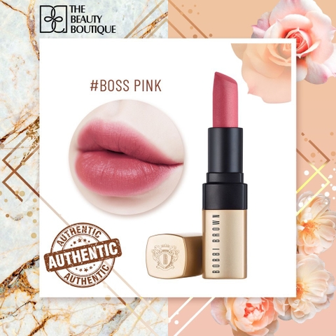 Bobbi Brown Boss Pink