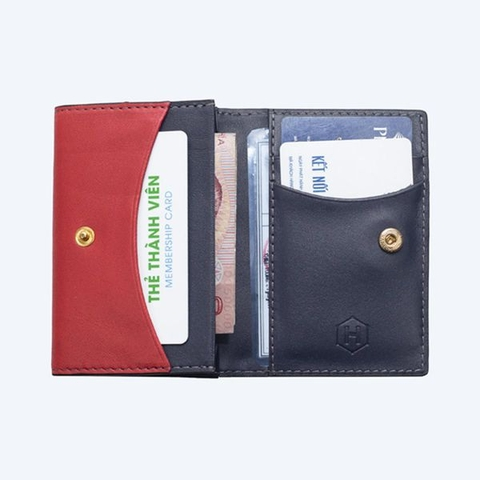 Ví da Eclipse Handcrafted Mini Wallet