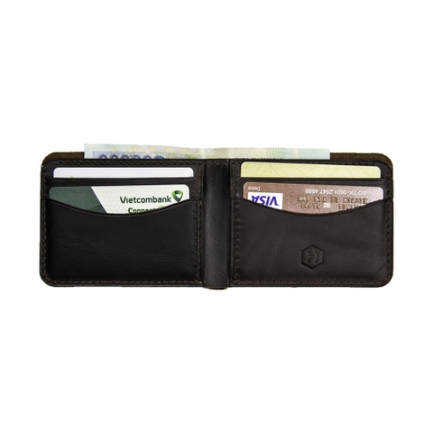Ví da Vinclass Handcrafted Mini Wallet
