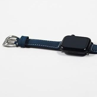 Dây đồng hồ Apple Watch HAVIAS Vintage Blue Navy