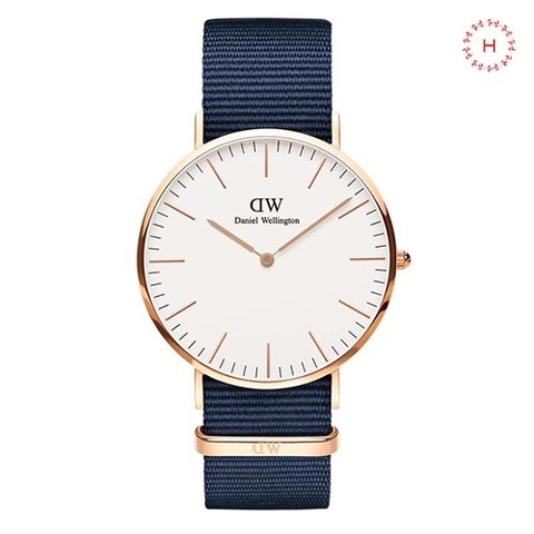 Đồng hồ DW Classic Bayswater 40mm DW00100275 Nam