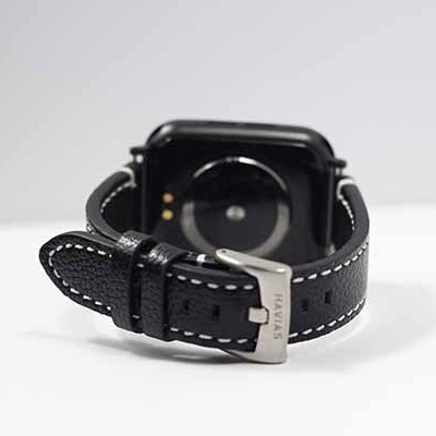 Dây đồng hồ Apple Watch HAVIAS Classy Black