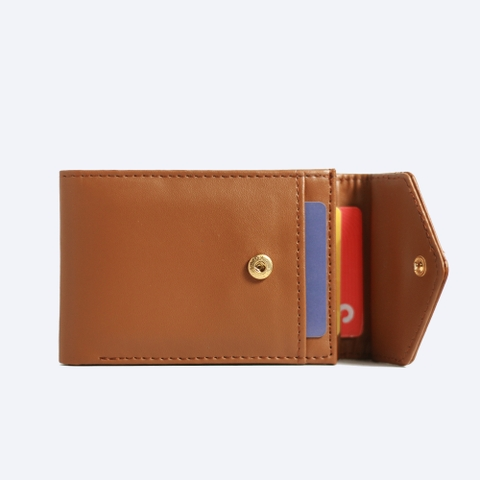 Ví Da Simply Handcrafted Mini Wallet
