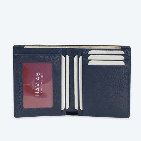 Ví đứng Cosver2 HAVIAS Handcrafted Wallet Blue