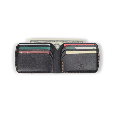 Ví da Dart Handcrafted Mini Wallet