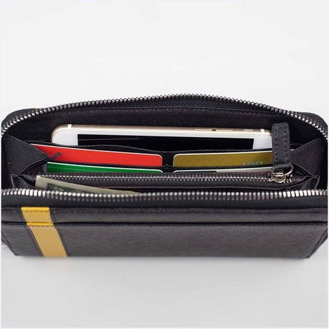 Ví Dài The Viva Zipped Long Wallet
