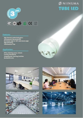 Indoor LED Lighting