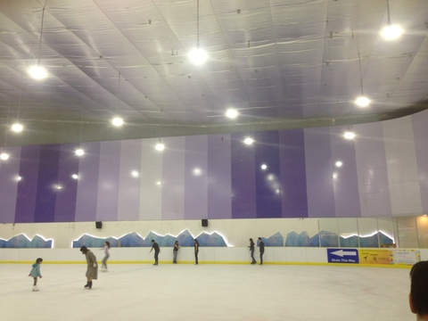 Kallang Ice World/SINGAPORE