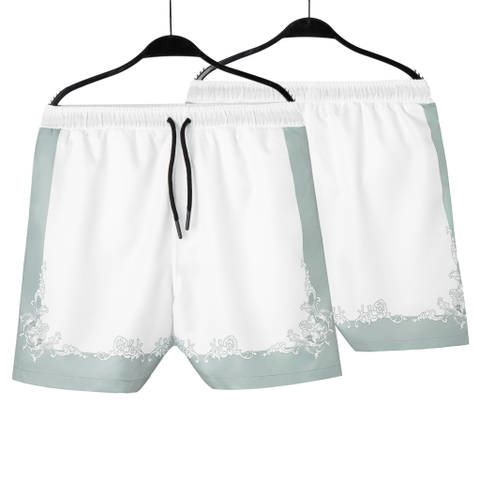 SP191 - Quần Short Swim Barpque Angle
