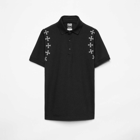 SP228 - Áo Polo Black Cross