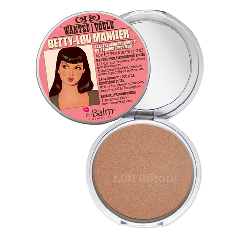 Phấn khối the Balm Betty-Lou Manizer