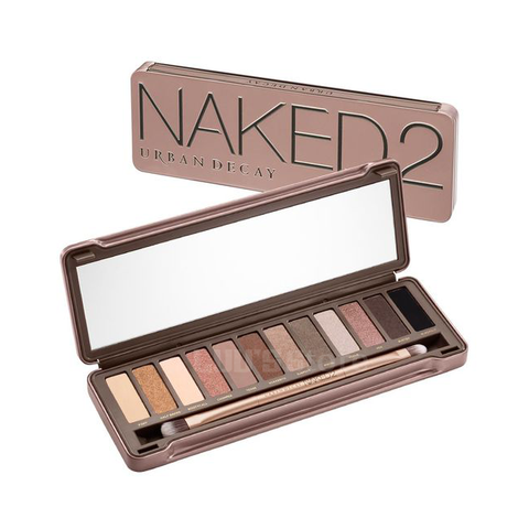 Set phấn mắt Urband Decay Naked 2