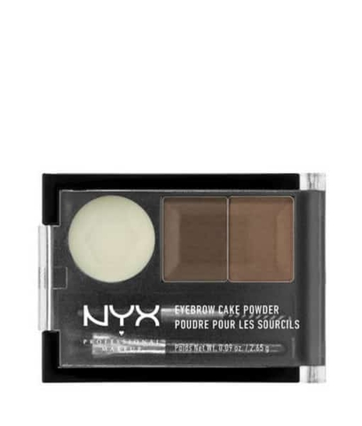 Bột Kẻ Mày NYX Professional Makeup Eyebrown Cake Powder
