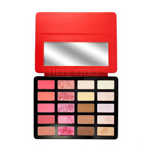 Bảng má hồng Freedom Makeup London Pro Artist Pad Backstage Red