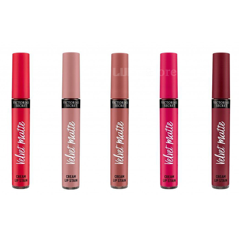 Son Kem Lì Victoria's Secret Velvet Matte Cream Lip Stain (3.5ml)