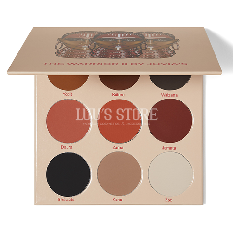 Bảng phấn mắt The Warrior ll Eyeshadow Palette