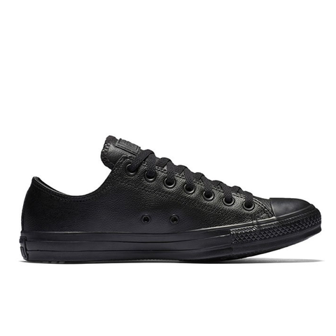 Converse Chuck Taylor All Star Mono Leather Black - Low
