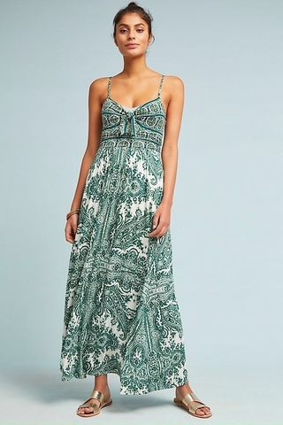 Đầm Maxi Anthropologie