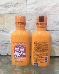 Nước súc miệng Propolinse Hello Kitty dành cho trẻ em 400ml Shop ...