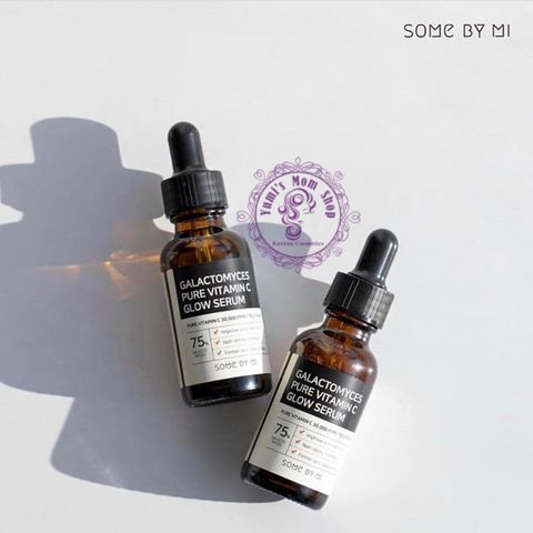 Tinh Chất Dưỡng Da Some By Mi Galactomyces Pure Vitamin-C Glow Serum