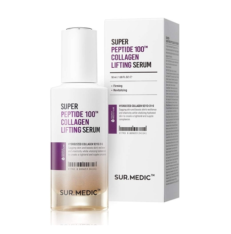Tinh Chất Sur.Medic Super Peptide 100™ Collagen Lifting Serum